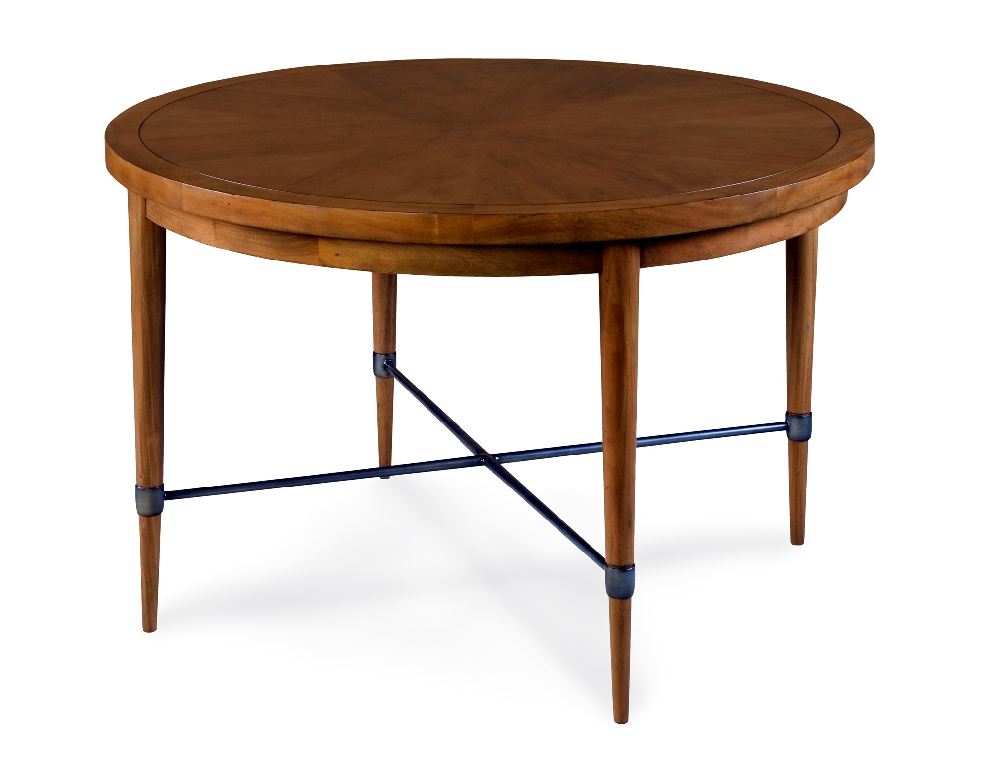 Milo round dining table dining tables dining room robb stucky for Robb and stucky bedroom furniture