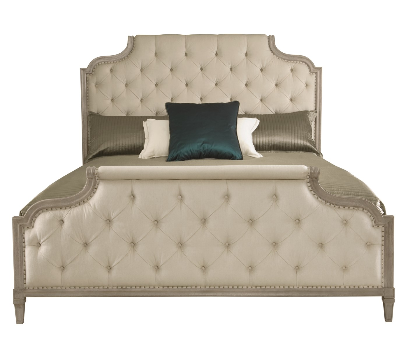 Marquesa Upholstered King Bed Beds Bedroom Robb Stucky