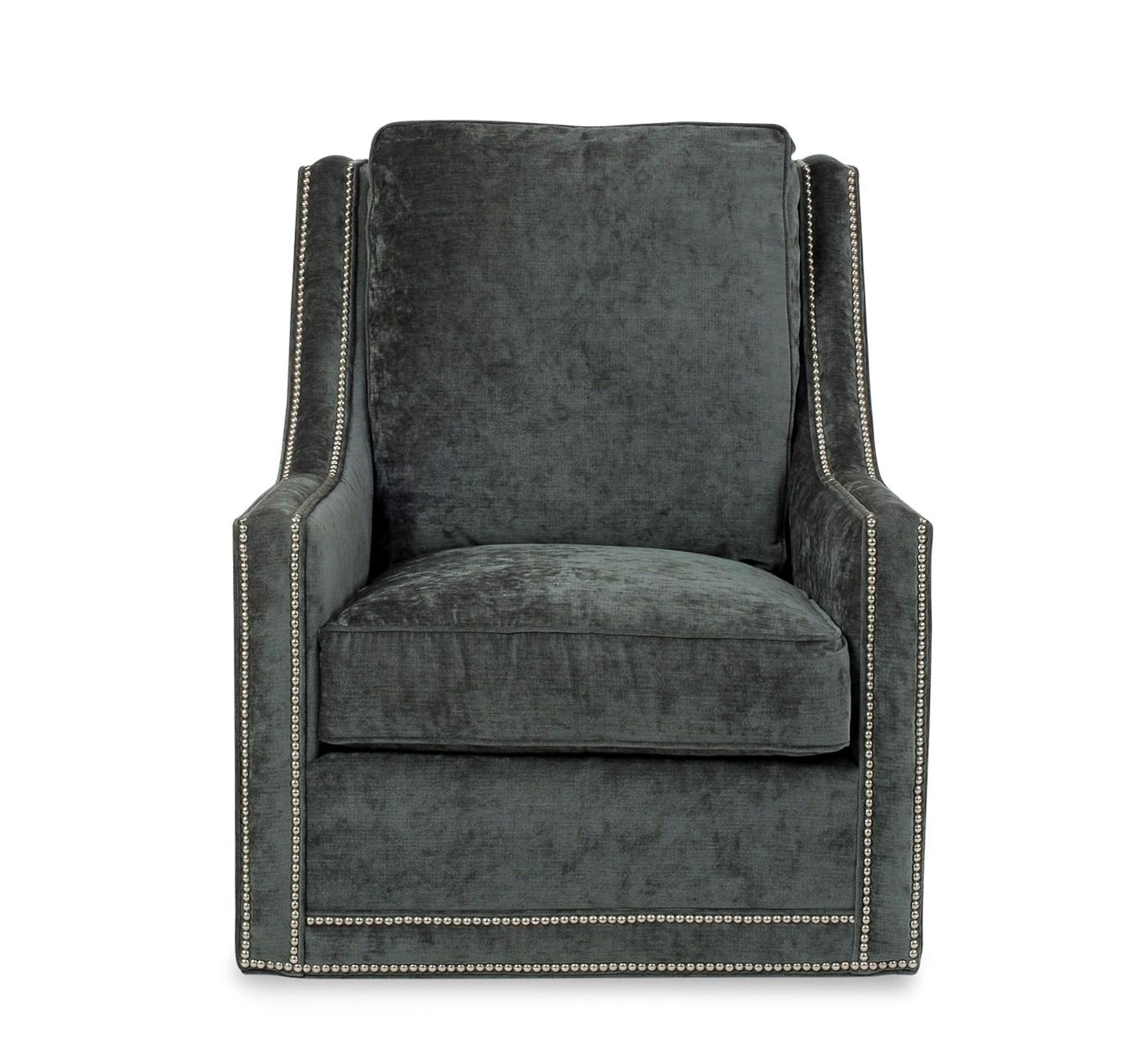 Larsen Swivel Chair Chairs Chaises Living Room