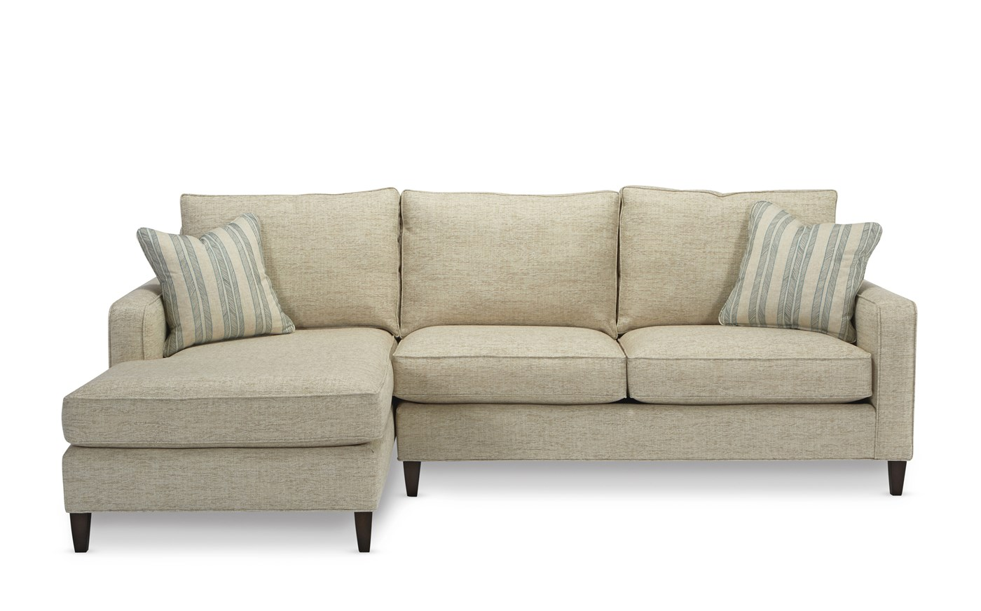 Pablo Two Piece Sectional Sectionals Living Room