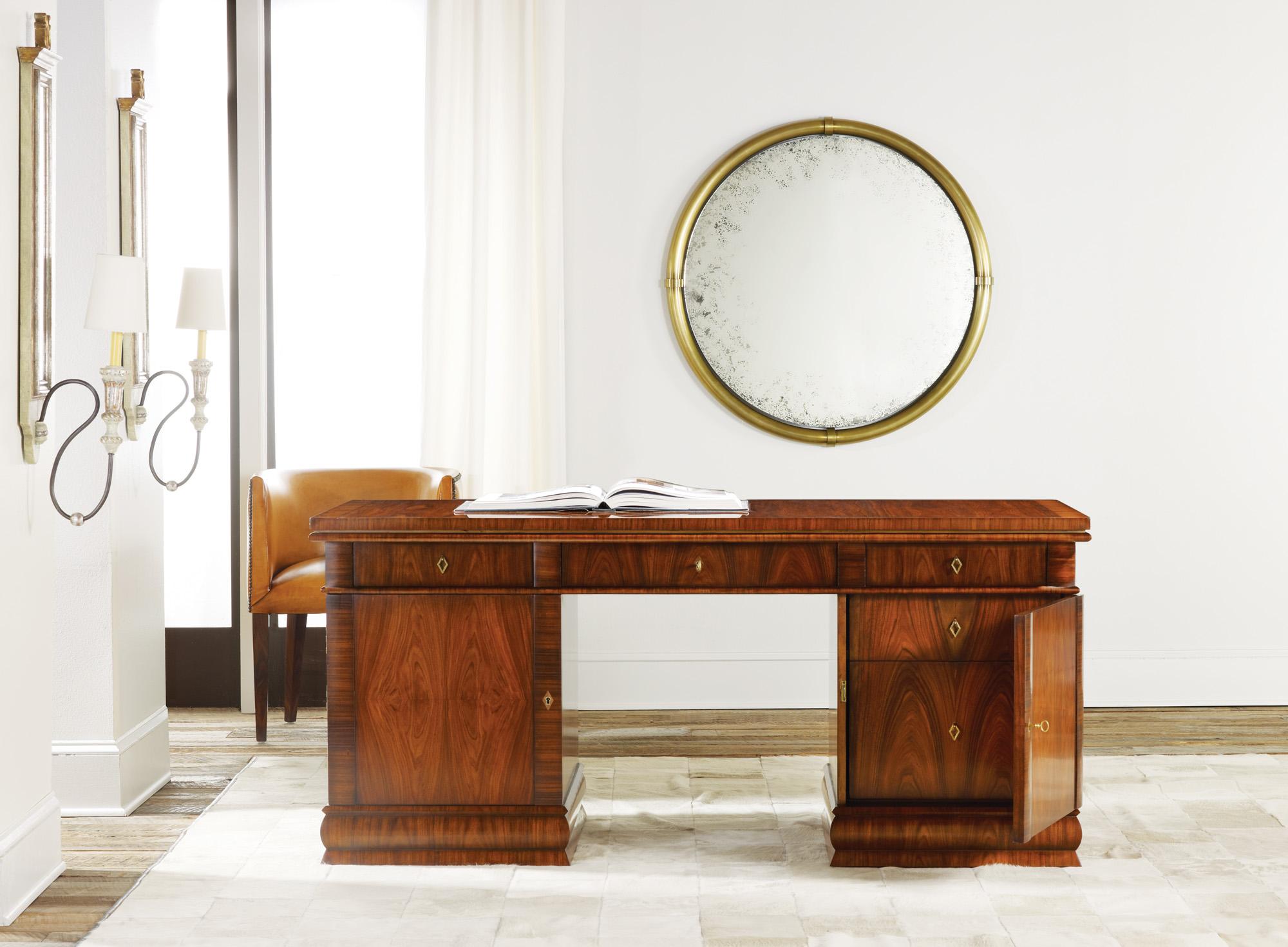 French Modern Desk
