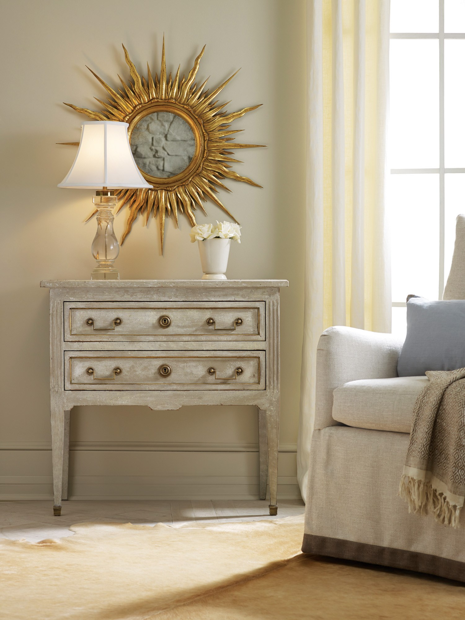 Modern Furniture History manor house chest - chests | modern history