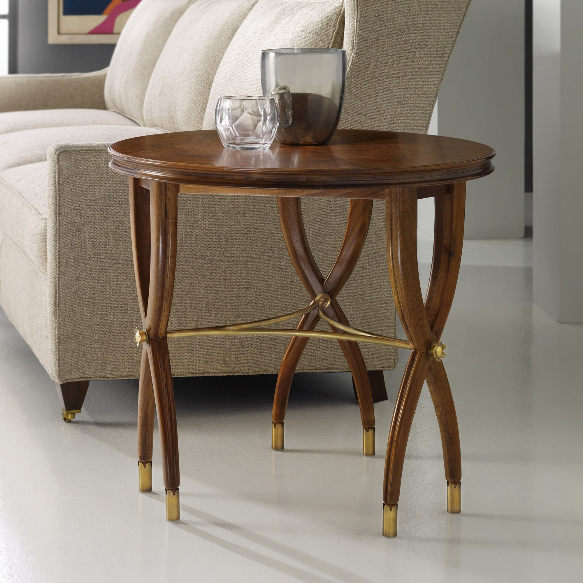 Marchand End Table End Occasional Tables Modern History