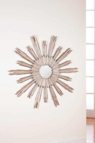 Large Portuguese Starburst Mirror