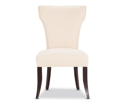 Destin Side Chair with Walnut finish
