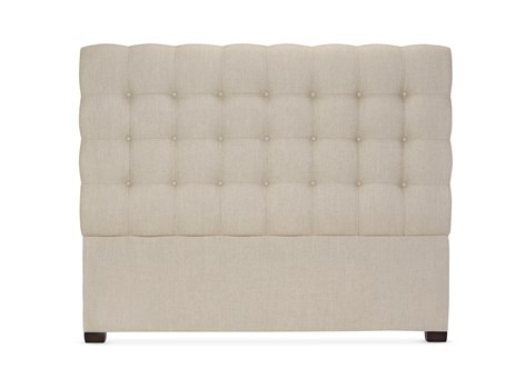 Avery Button-Tufted Queen Headboard