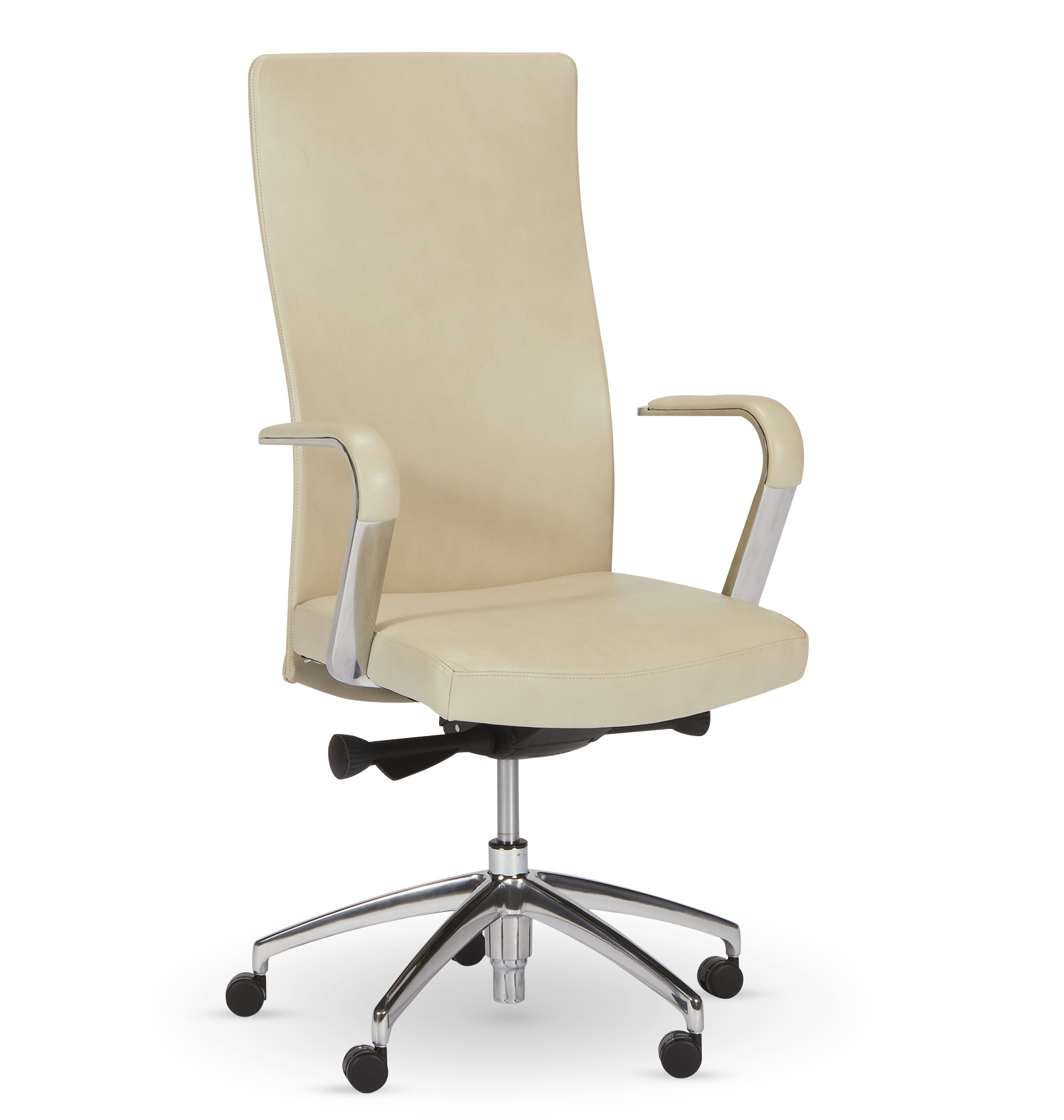 Sleek Desk Chair Home Office Chairs Han Moore Robb Stucky