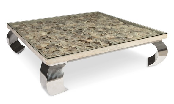 Shell Coffee Table