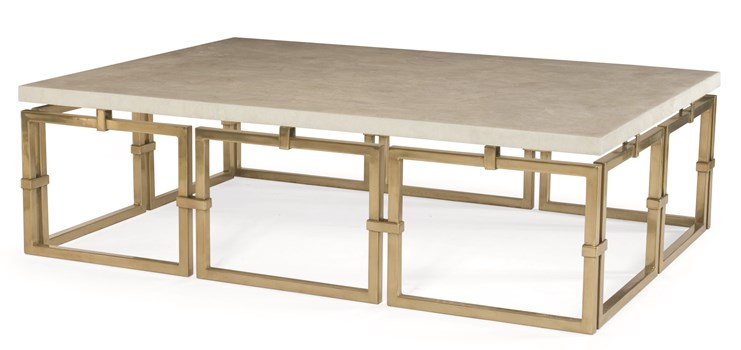 Links Cocktail Table