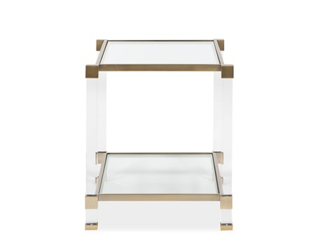 New Field End Table