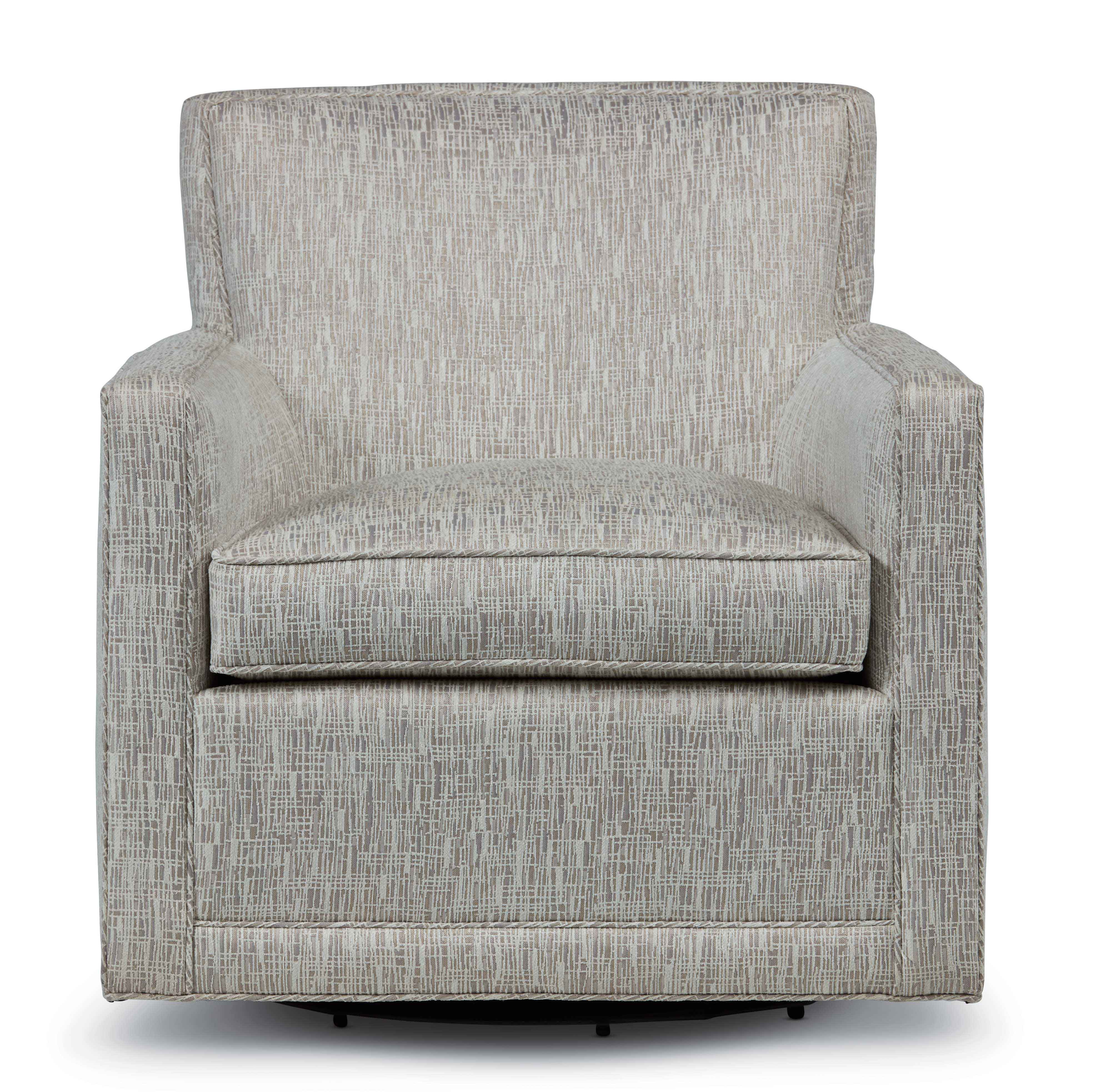 Delta Swivel Chair Living Room Chairs Chaises Jessica Charles Robb Stucky