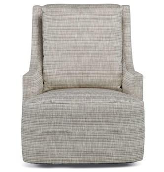 Dean Swivel Chair-Herringbone