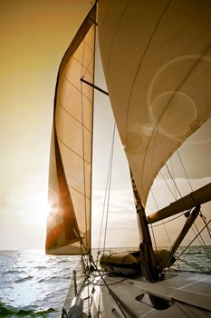 Sunset Sail III