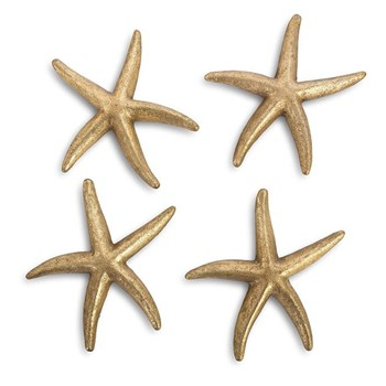 Starfish Gold Leaf