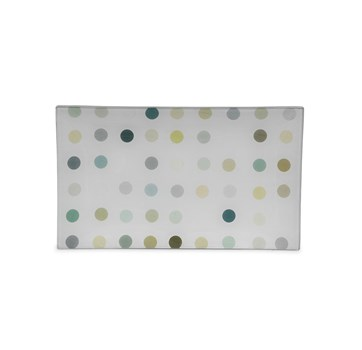 Dots Nice Decoupage Tray