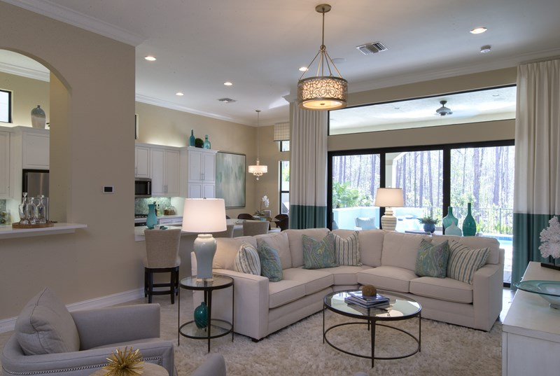 The Hibiscus at Sienna Reserve by Zuckerman Homes