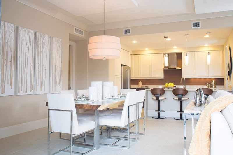 The Chelsea #307 at Naples Square by The Ronto Group
