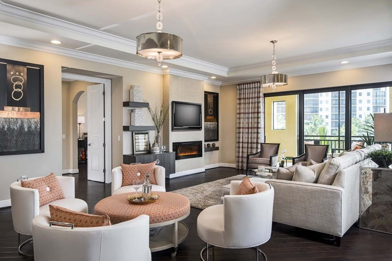 Cielo #202 at The Colony by WCI Communities       2014 Sand Dollar Award Winner