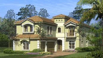 The Rosewood&nbsp;<div>Naples<br>by Zuckerman Homes</div>