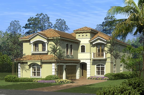 The Rosewood at Sienna Reserve by Zuckerman Homes