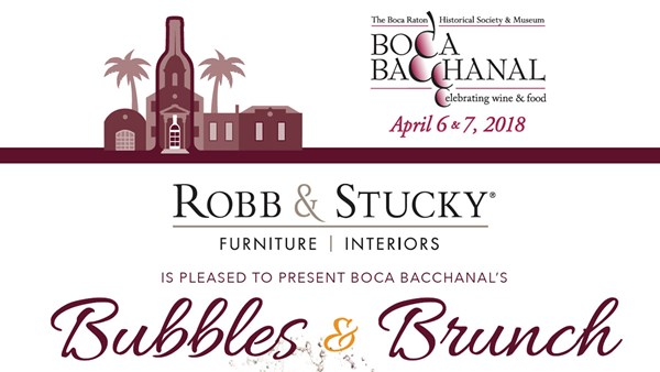 Boca Baccahanal's Bubbles & Brunch