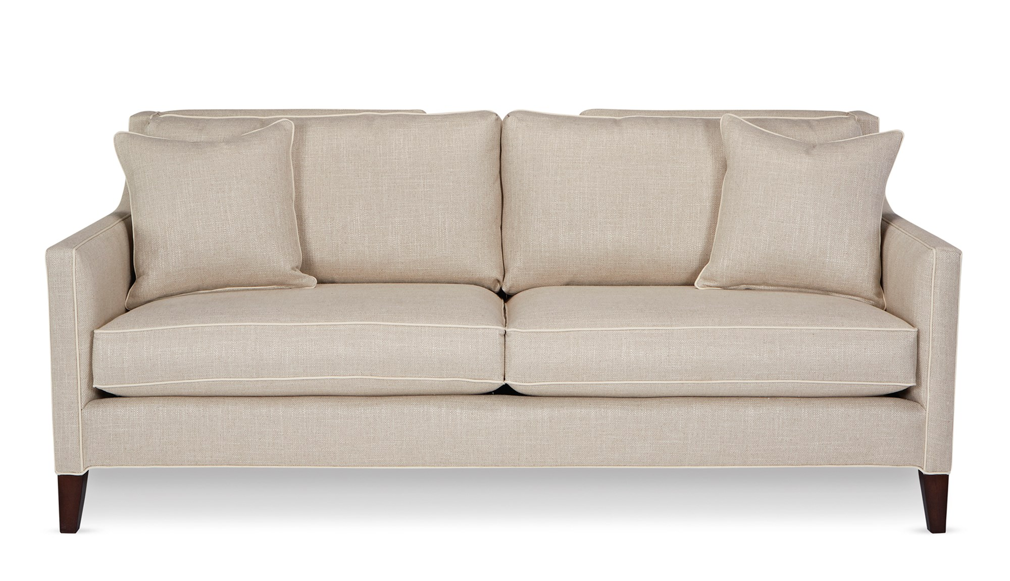 Del Mar Notched II Sofa Sofas & Loveseats Living Room