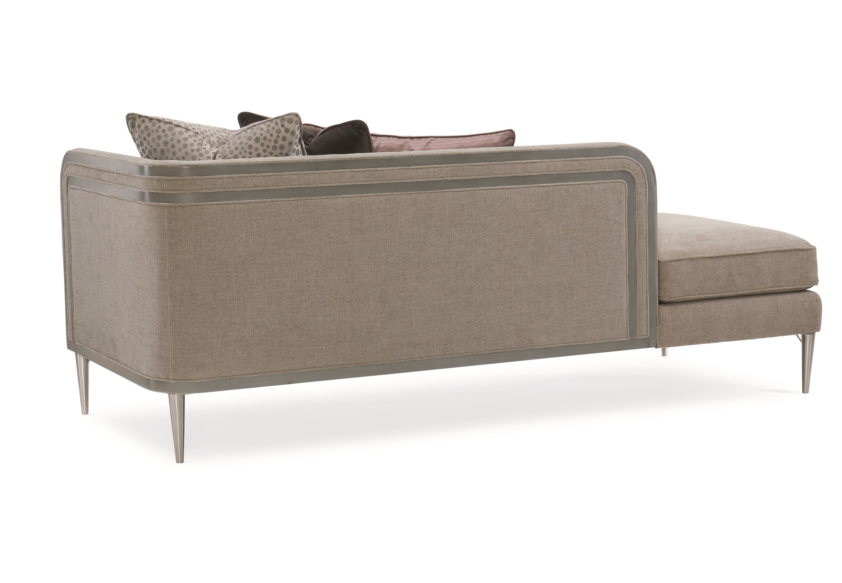 Awesome Tranquil Chaise Caracole Inzonedesignstudio Interior Chair Design Inzonedesignstudiocom