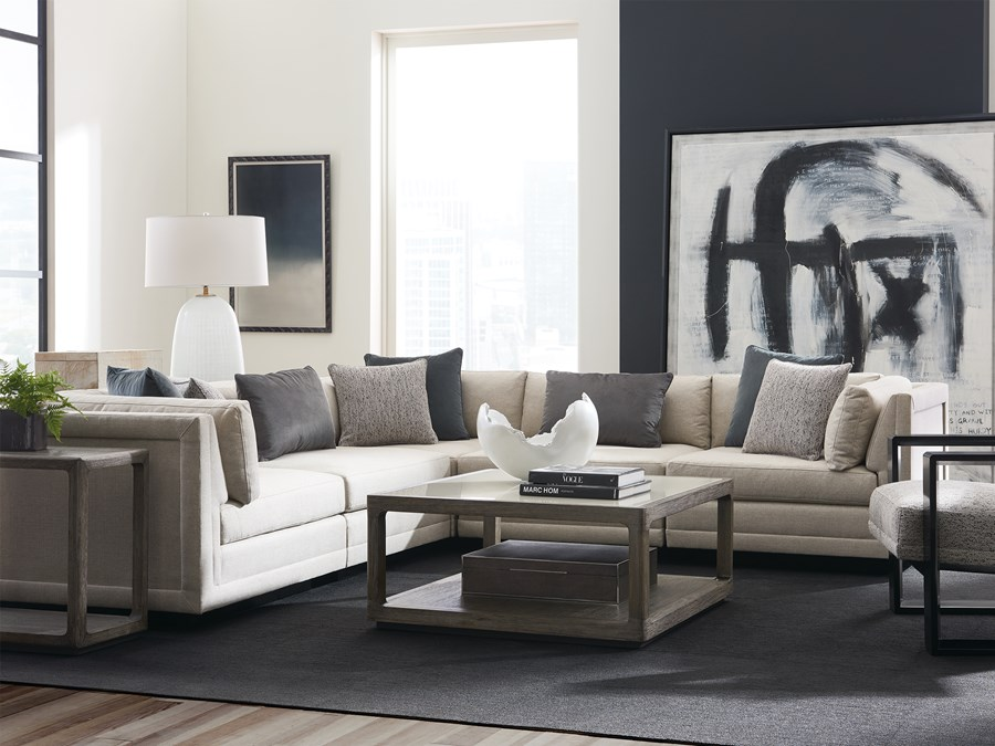 Modern Fusion Living Room