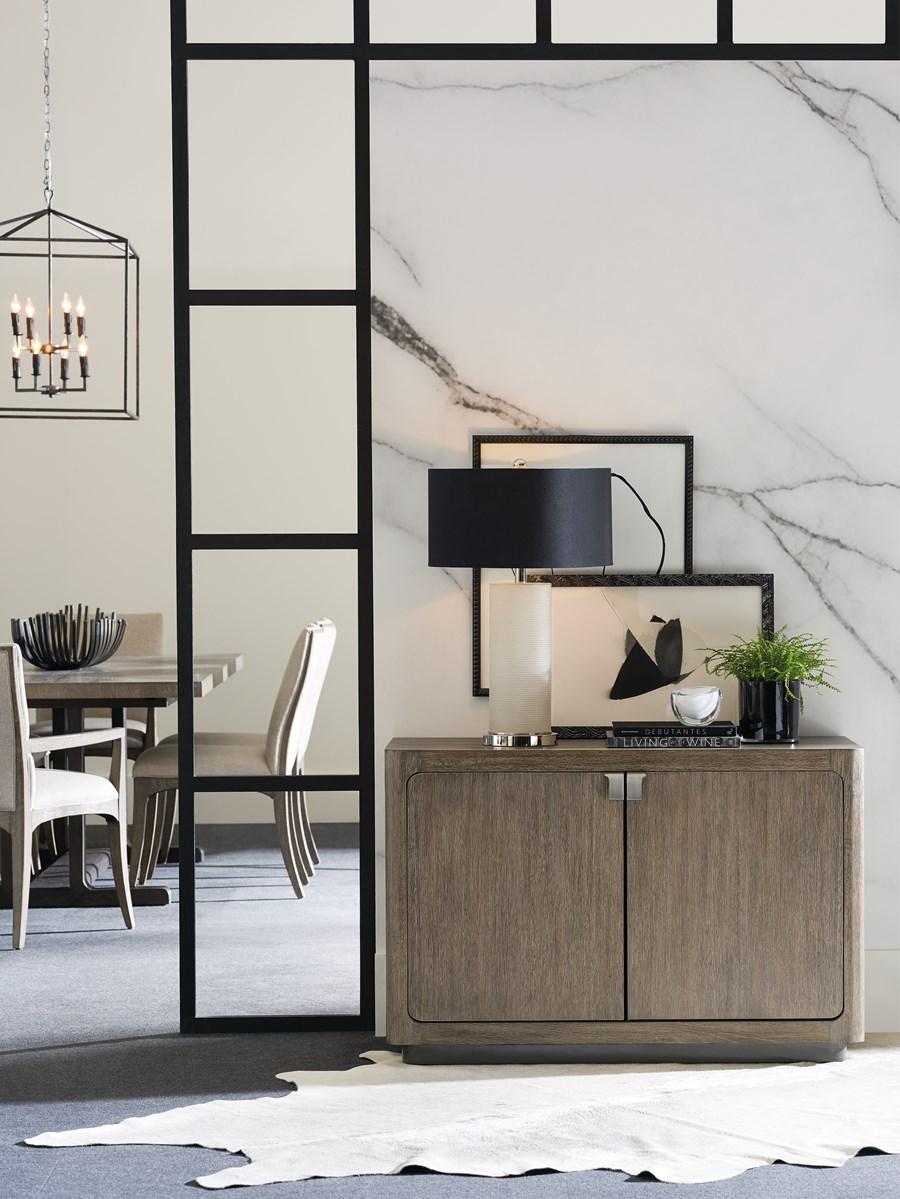 Modern Fusion Cabinet