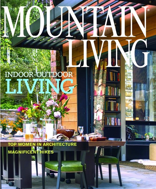 Mountain Living August 2020