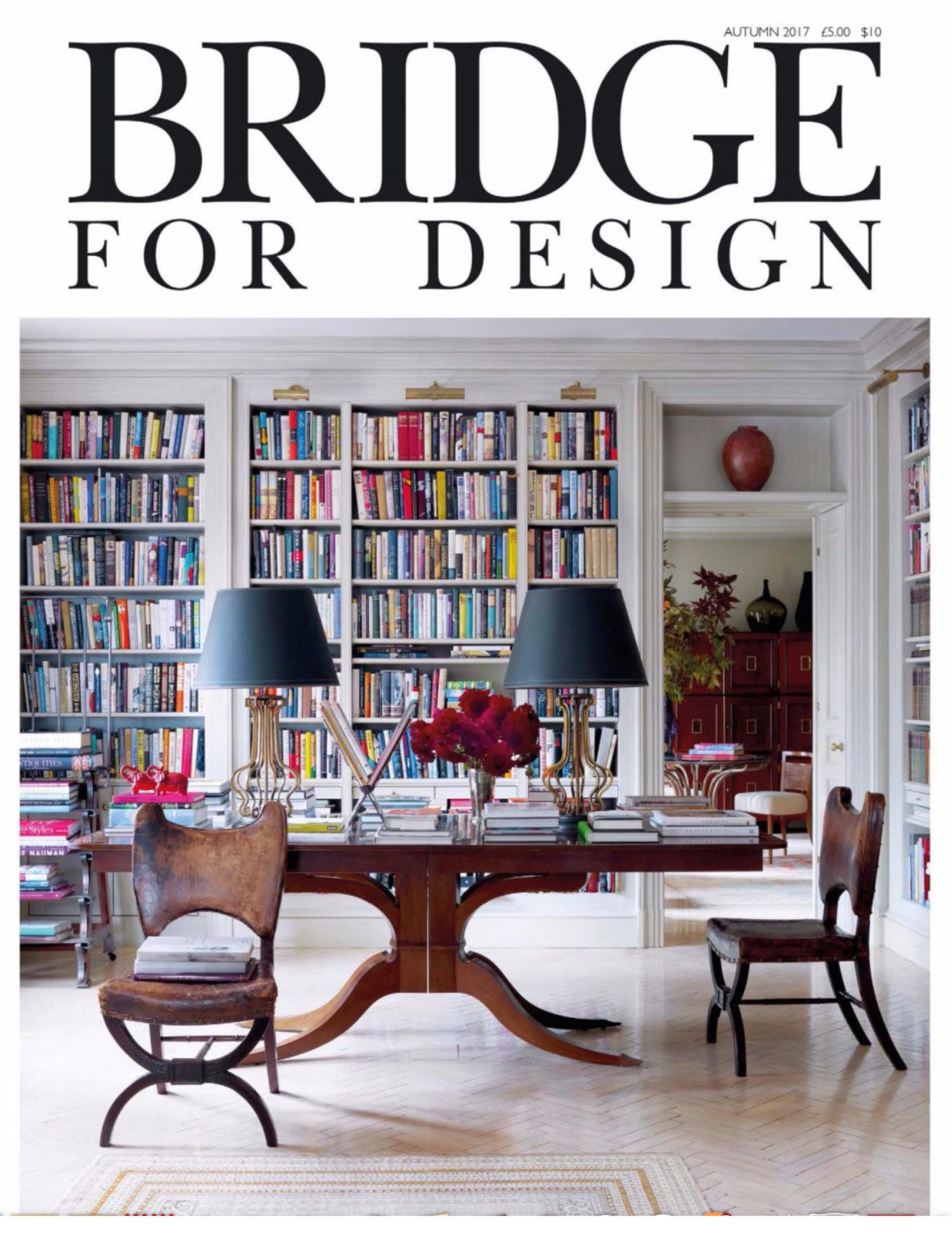 Bridge For Design, Autumn 2017