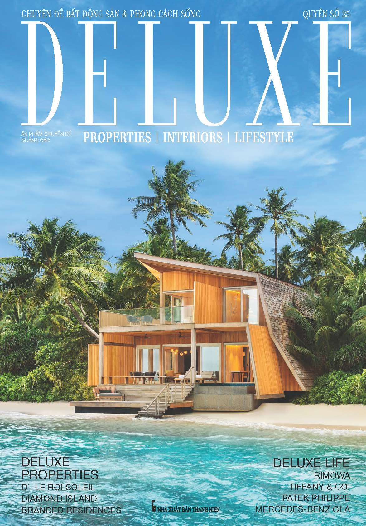 Deluxe Interiors, March 2017