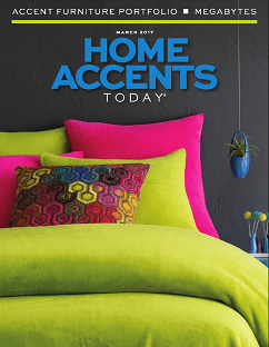 Home Accents Today, March 2017