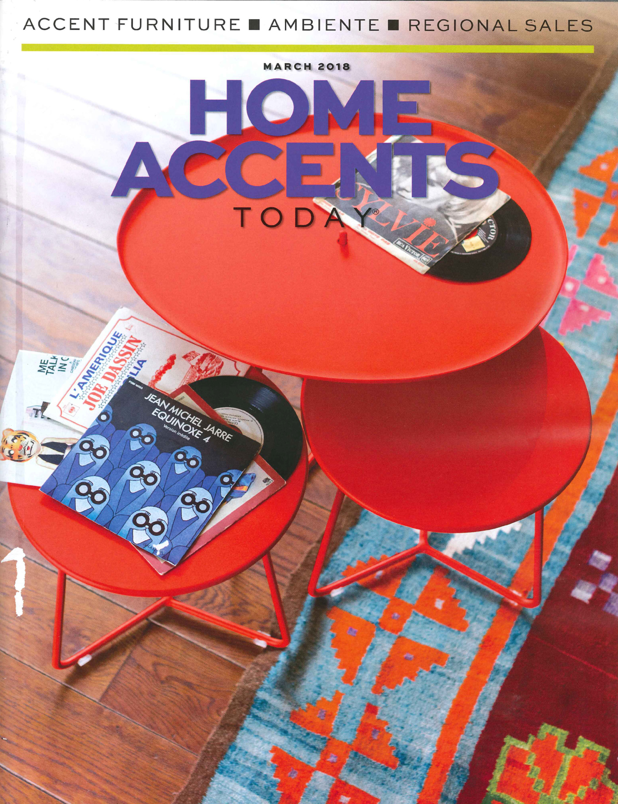 Home Accents Today, March 2018