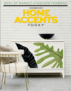 Home Accents Today, November 2016