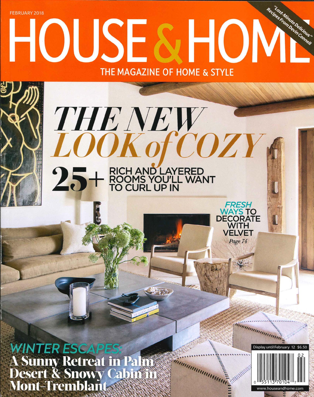 House & Home, February 2018