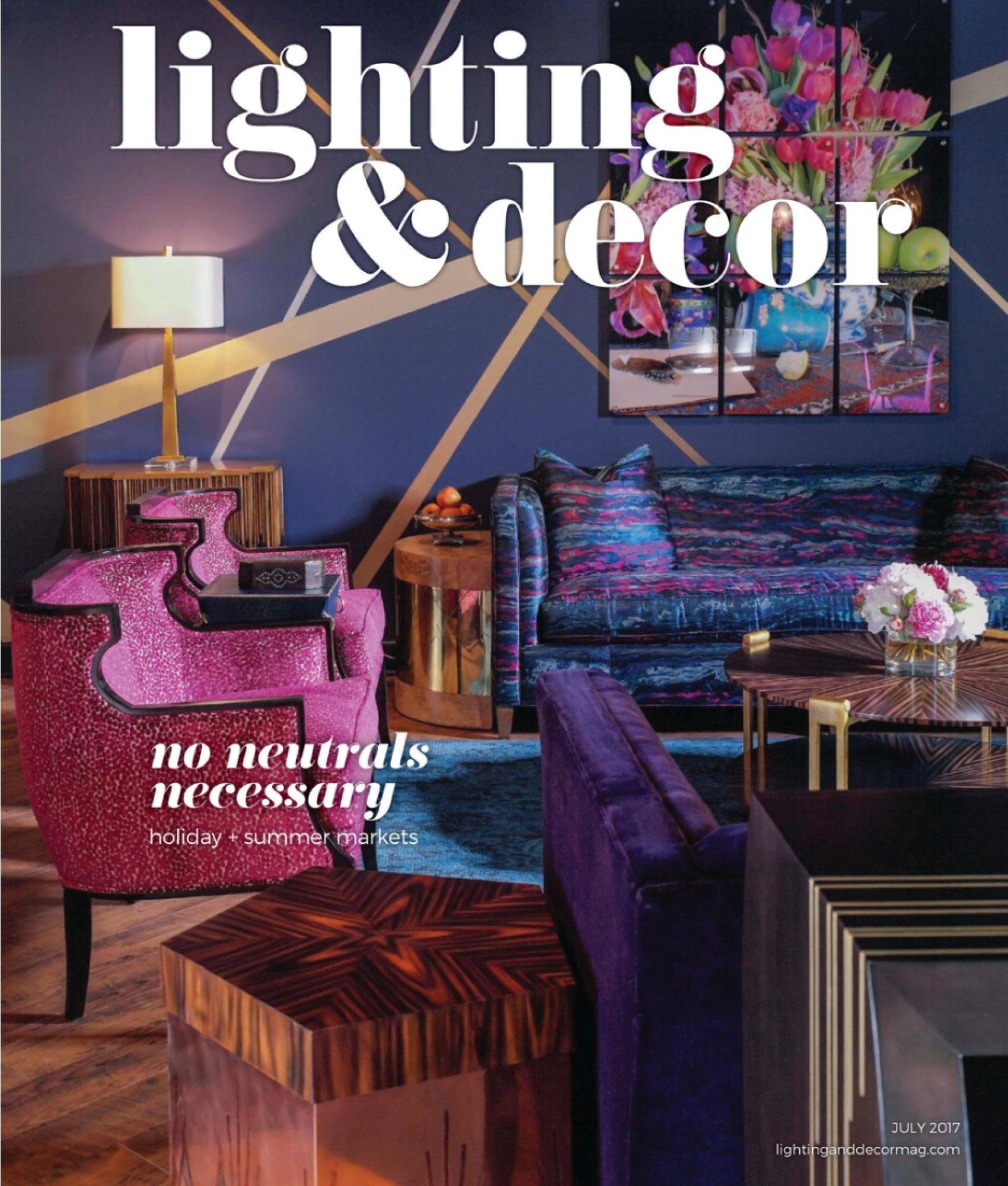 Lighting & Decor, July 2017