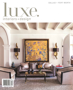 Luxe Interiors + Design Dallas March 2017