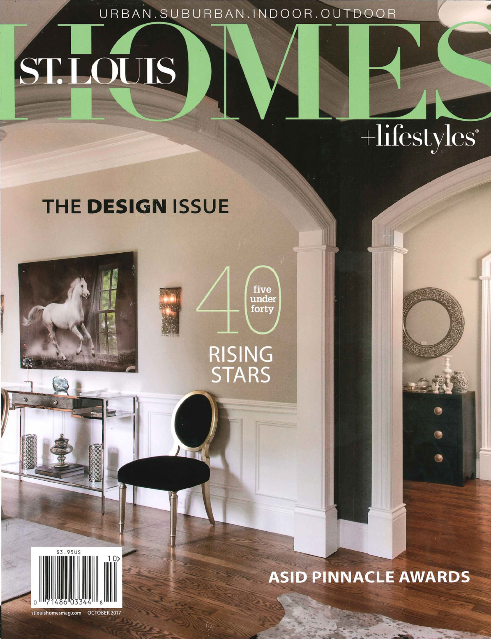St. Louis Homes + Lifestyles, October 2017