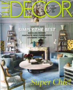 Elle Decor November 2017