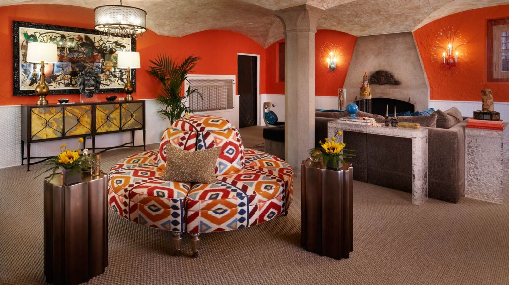 Buckingham Interiors + Design features Caracole