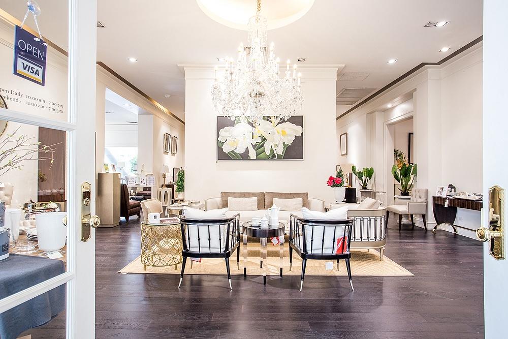 CDC Home Design Center features Caracole