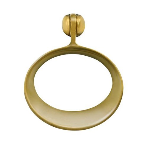 Small Brass Ring Pull