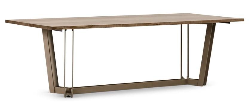 "Flat Edged Springfield Table - 108"""