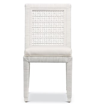 Coral Bay Side Chair - Frost