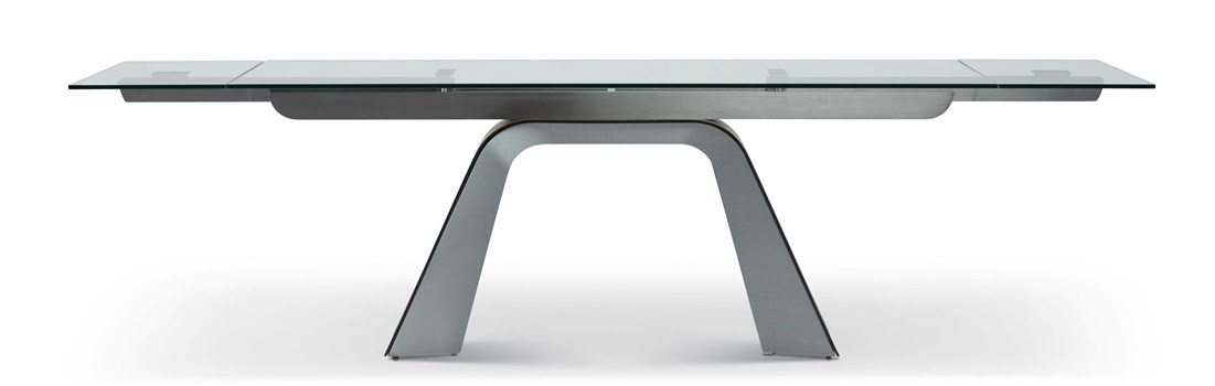 Harlan Glass Extension Table