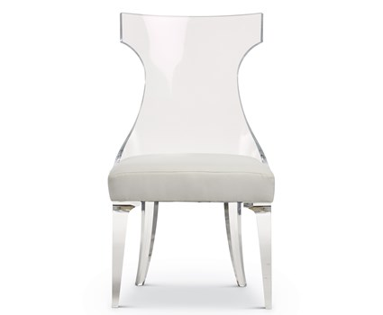 Tahila Acrylic Dining Chair