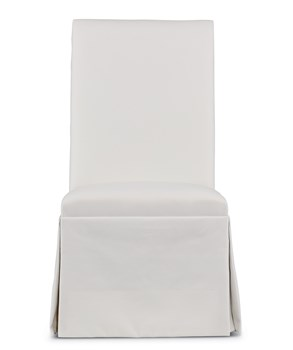 Torrence Skirted Side Chair