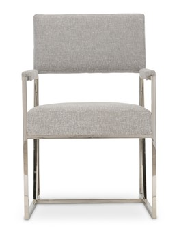 Harper Metal Arm Chair