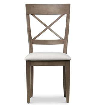 Gillam X-Back Side Chair
